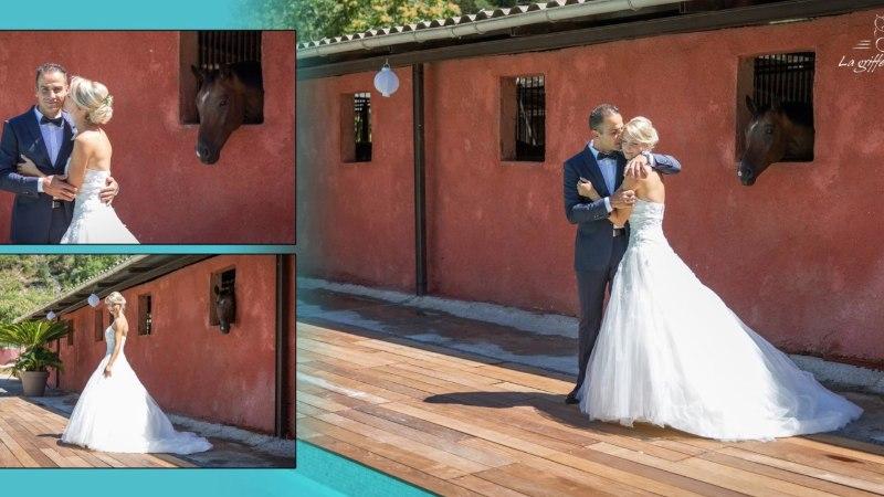 FOTOD | Kes Eesti sportlastest ja nende kaasadest on kandnud kõige vingemat pulmakleiti?