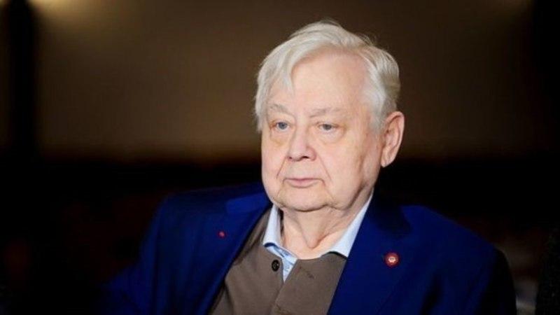 От чего умер Олег Табаков: всему виной зубные импланты?