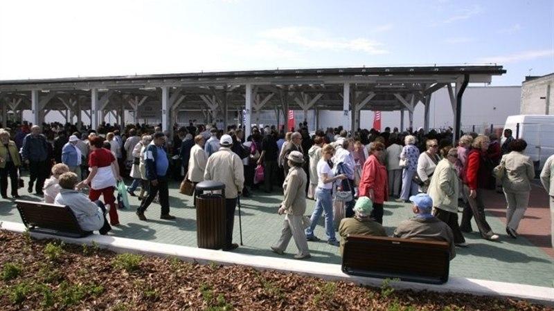 Нужен ли рынок в районе Ласнамяэ?