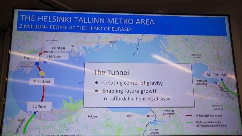 Urmas Paet | Tallinna-Helsingi tunnel kui ühenduslüli Euroopa ja Aasia vahel