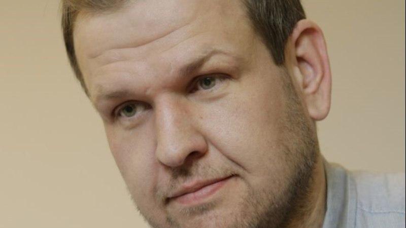 Suri ajakirjanik Andres Põld