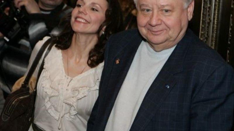 Бывшая жена Табакова разразилась скандальными откровениями