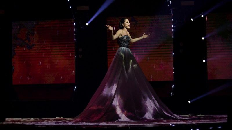 Bravuuritar Anu Saagim Elina Nechayeva kleididilemmast: kleidist loobudes võiks ta lavale minna täiesti paljalt!
