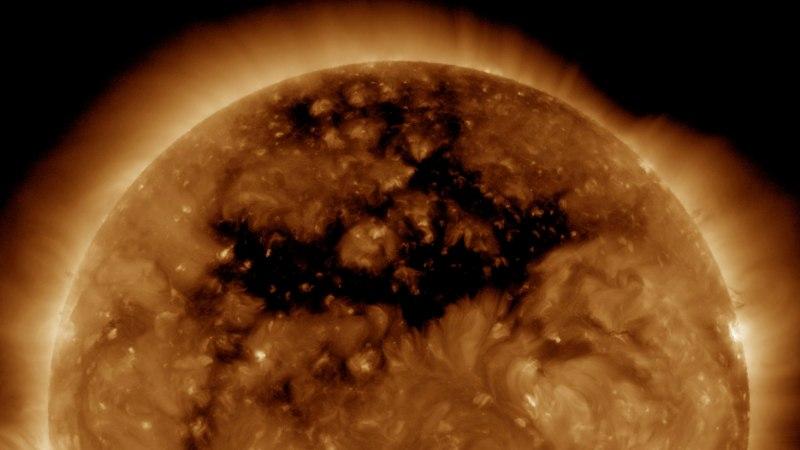 14. märtsil võib Maad tabada päikesetorm