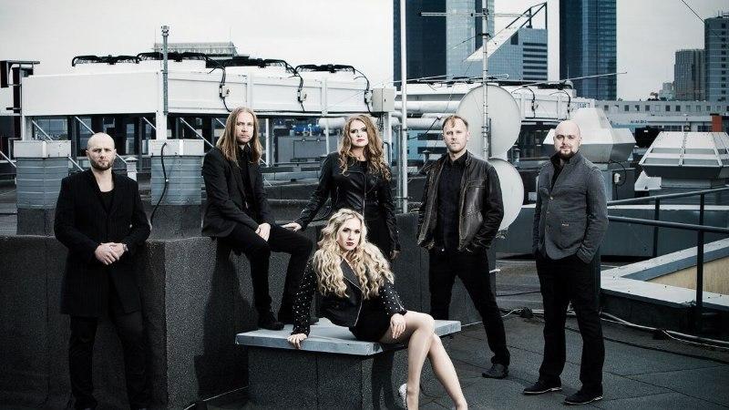 Эстонская группа Emphasis презентует новый альбом в Таллинне