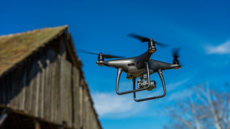 Таллинн объявляет конкурс аэрофото, главный приз – дрон