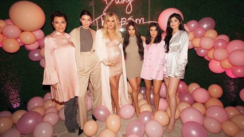 FOTOD: Roosamaks enam minna ei saa! Khloé Kardashian korraldas üle mõistuse ekstravagantse titepeo