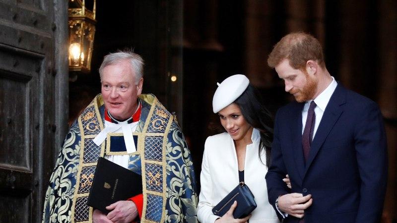 KUNINGLIKU PERE TÄIEÕIGUSLIK LIIGE: Meghan osales koos kuningannaga pidulikul üritusel