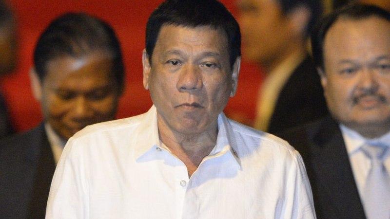 """Президент Филиппин решил скормить """"сукиных детей"""" из ООН крокодилам"""