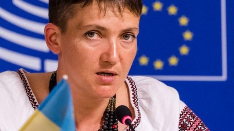 СМИ: Савченко могут обвинить в подготовке военного переворота на Украине