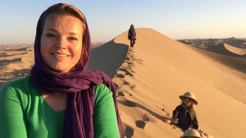 TELETOP | Tuuli Roosma pere seiklused Iraanis tõusid esikolmikusse