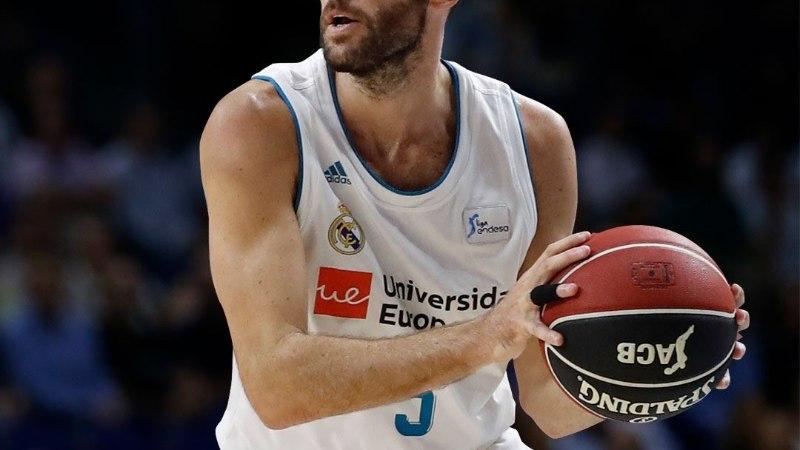 Madridi Real võttis Euroliigas Doncici abita kindla võidu