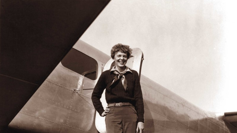 Kas lennunduspioneer Amelia Earharti kondid on viimaks leitud?