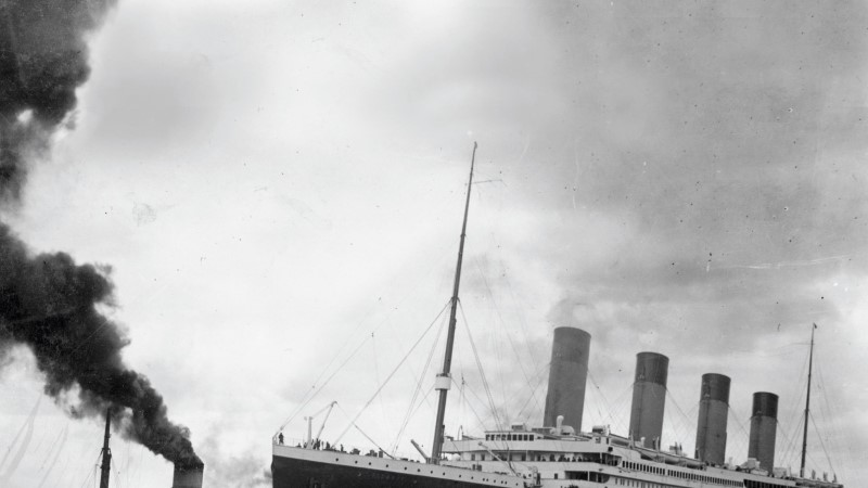 MÄLUMÄNG | Viktoriin Titanicust