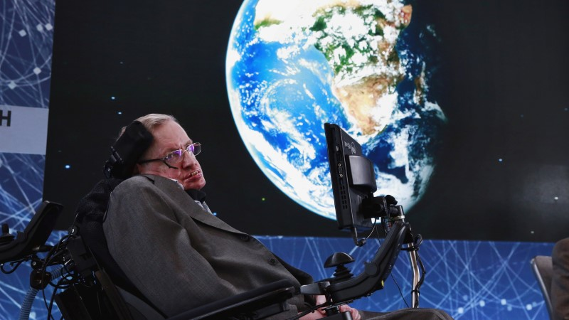 Stephen Hawking - teadusmaailma eredaim täht kustus
