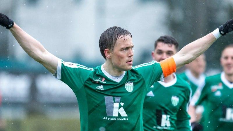 EV100 VIDEO   Jalgpallur Rimo Hunt: soovin, et kõigi eestimaalaste elu läheks ikka paremuse poole!