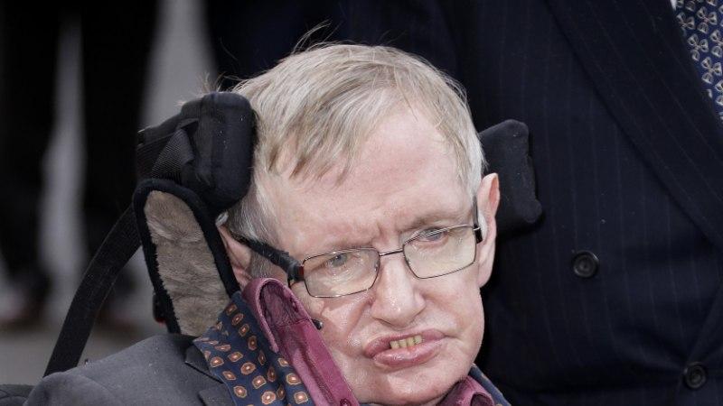 """ANDESTAMATU ÄPARDUS: Briti hommikusaates mängiti Stephen Hawkingi austusavalduse taustaks pophitti """"All About That Bass"""""""