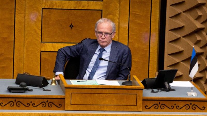 Varro Vooglaid nõuab Eiki Nestorilt eluloosse NLKPsse kuulumise lisamist
