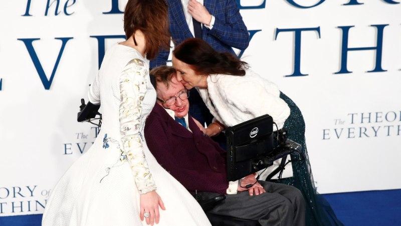TOP 5 | Filmid ja seriaalid, kus Stephen Hawking on kaasa löönud