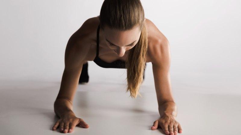 Kui kaua peab püsima plank-asendis, et sellest kehale ka tolku oleks?