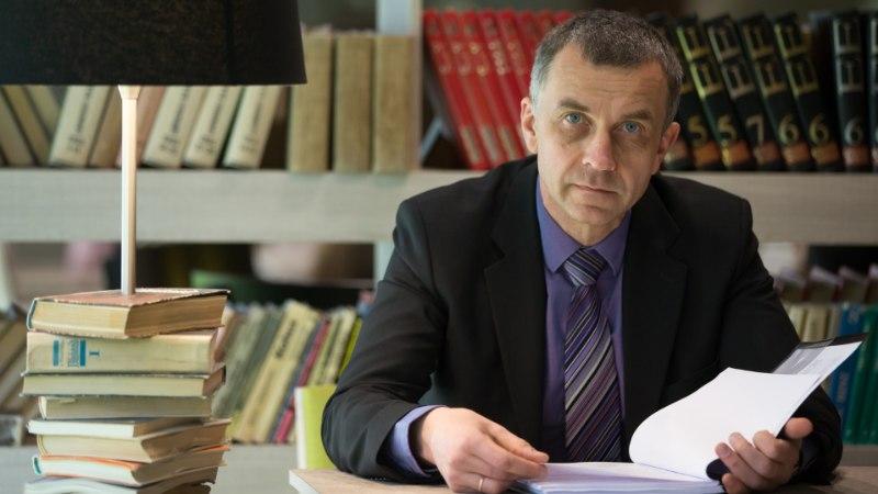 Keeleinspektsiooni juht Ilmar Tomusk: pangem lapsed lugema!