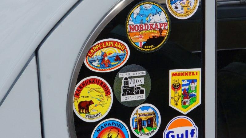 KASULIK OSKUS: kuidas eemaldada autolt tüütuid kleebiseid?
