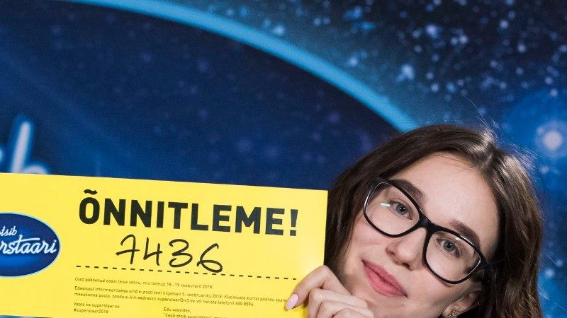 Eesti otsib superstaari: vaata, mis laulud tulevad esitusele tüdrukute stuudiovoorus!