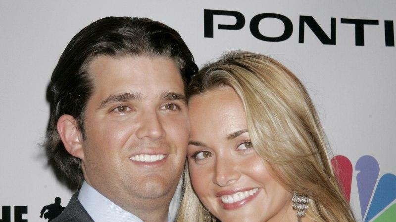 Donald Trumpi minia andis lahutuse sisse