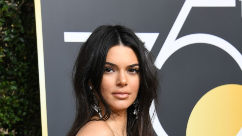 Kim Kardashiani poolõde Kendall Jenner: ma ei ole lesbi!