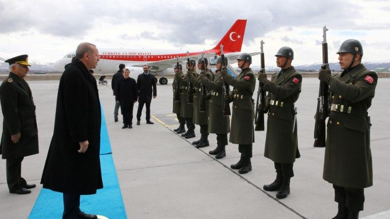 Tõsine huvi: Erdogan soovib, et taliolümpia toimuks Türgis