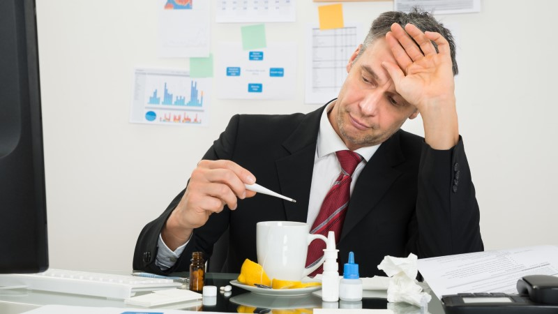 Kuidas end kontoris viirushaiguste eest hoida?