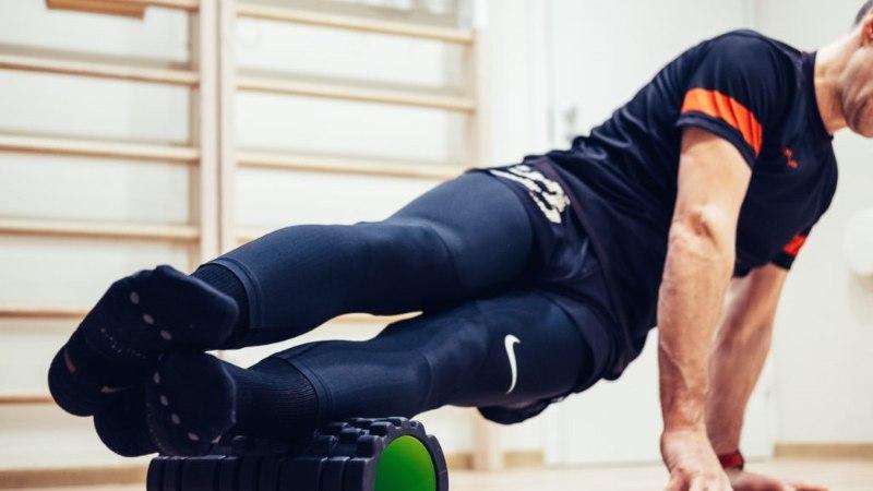 Rando Kall: 2018. aasta treeningutest ja taastumisest