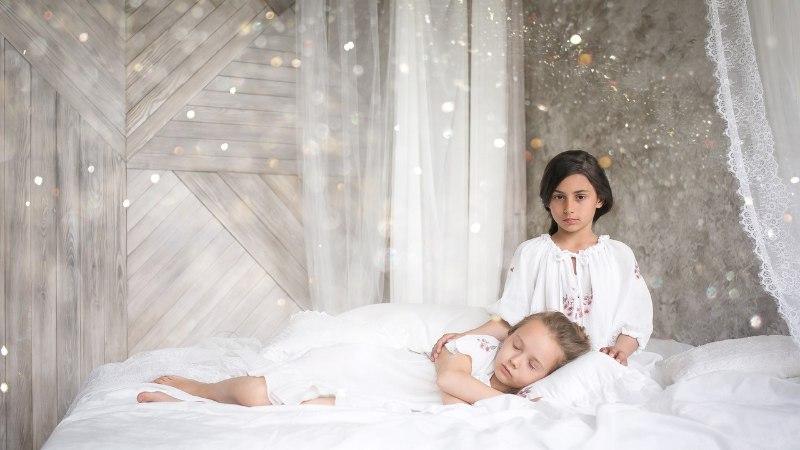TFW | AMIKI - minimalistlikud unerõivad ja armsad retrostiilis öökleidid lastele