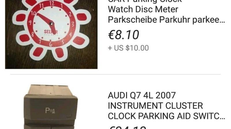 FOTOUUDIS | Lätlane müüb vana Selveri parkimiskella kaheksa euro eest