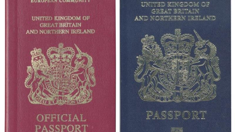 Brexiti-järgseid passe hakkab tootma Eestile vigaseid ID-kaarte valmistanud Gemalto