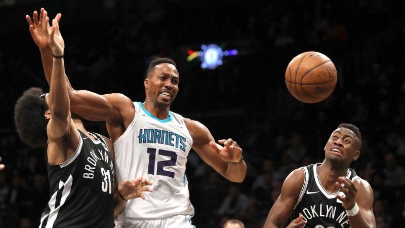 NBAs nähti üliharuldast esitust: 32 punkti ja 30 lauapalli!