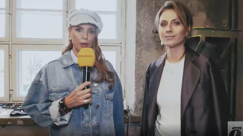 TFW | ÕL VIDEO: Millega meelitas Diana Arno Carmen Kassi oma moeshow'le?
