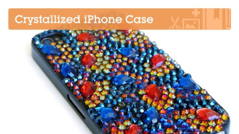 VIDEO! Eriti särav! Kaunista oma telefoniümbris kristallikestega