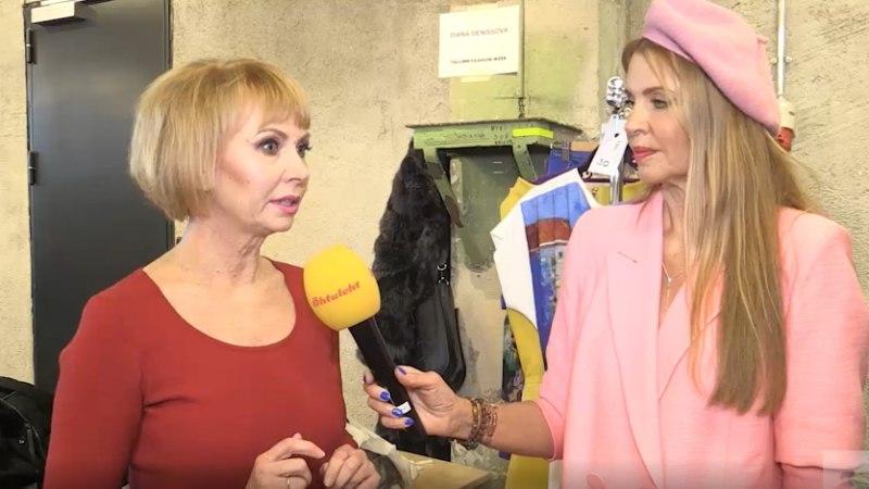 TFW   ÕL VIDEO: Diana Denissova kleidid on nagu kunstiteosed - sõna otseses mõttes
