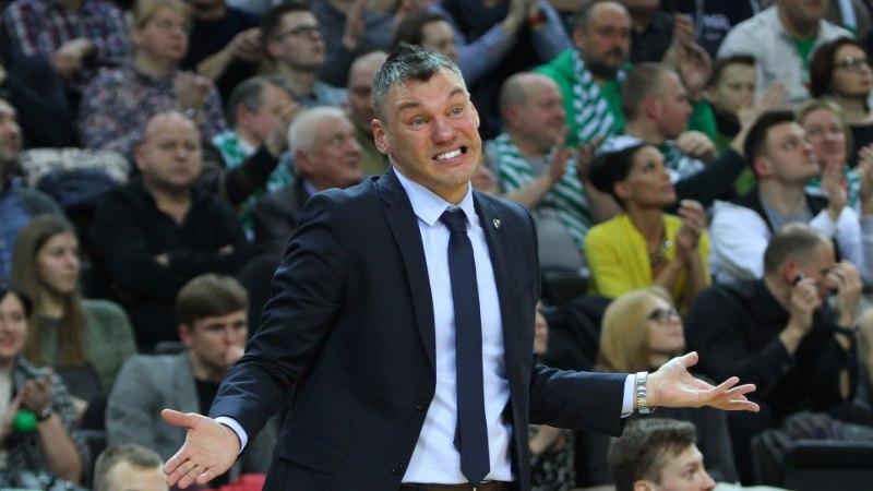 VIIES VEERANDAEG   Miks toetab Eesti korvpallisõber Kaunase Žalgirist?