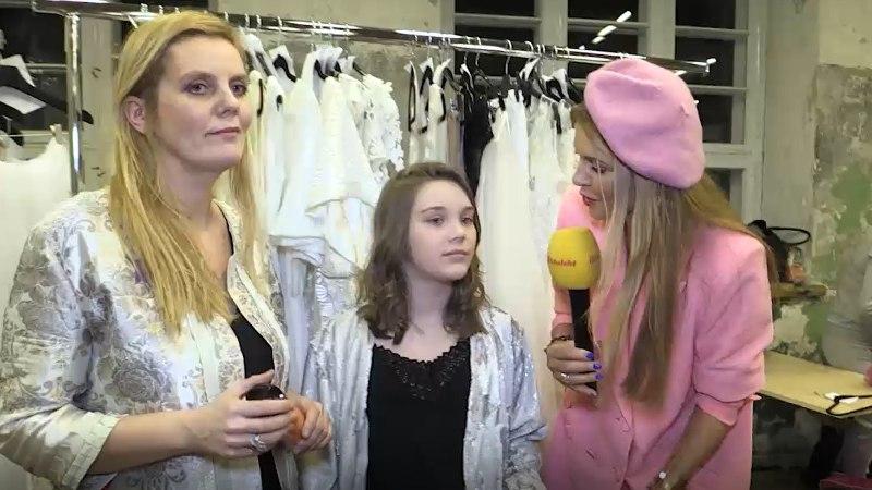 TFW | ÕL VIDEO: Disainer Ketlin Bachmanni tütrest ilmselt moeloojat ei saa