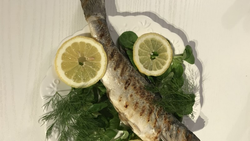 Kevadel ja suvel eelista kalatooteid lihale!
