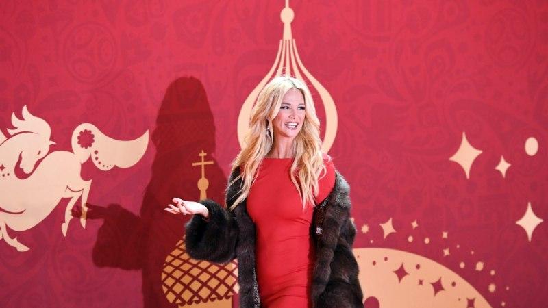 Kas Putini uus silmarõõm on endine Miss Venemaa?