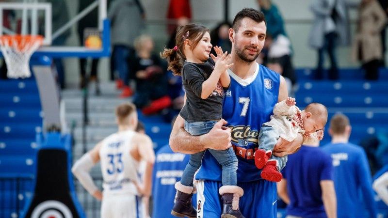 Kõva Serbia kooliga Cramo leegionär Bojan Subotic: mängin praegu elu parimat korvpalli