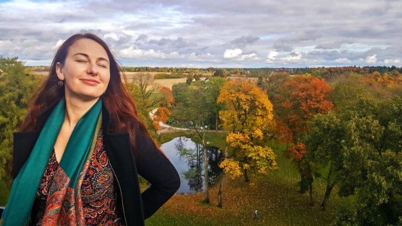 BLOGIAUHINNAD | Mõisatest blogiv Katrin Talvik: üldiselt ma ei avalda, kellele mõis kuulub, see oleks privaatsuse rikkumine