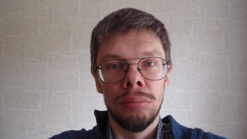 BLOGIAUHINNAD | Blogija Simo Runnel: kui kirjutan sõjast, tuleb blogisse palju külastusi Ukrainast