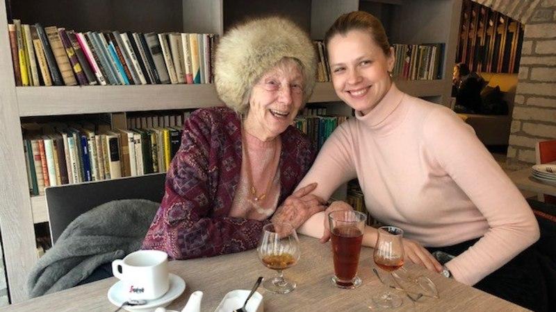 KATRIN LUSTI BLOGI   Miks politsei ei uuri 91-aastase Nelly Lume petmist?