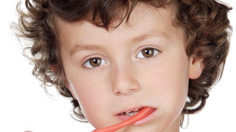Miks tekib tagumisi hambaid puhastades okserefleks?