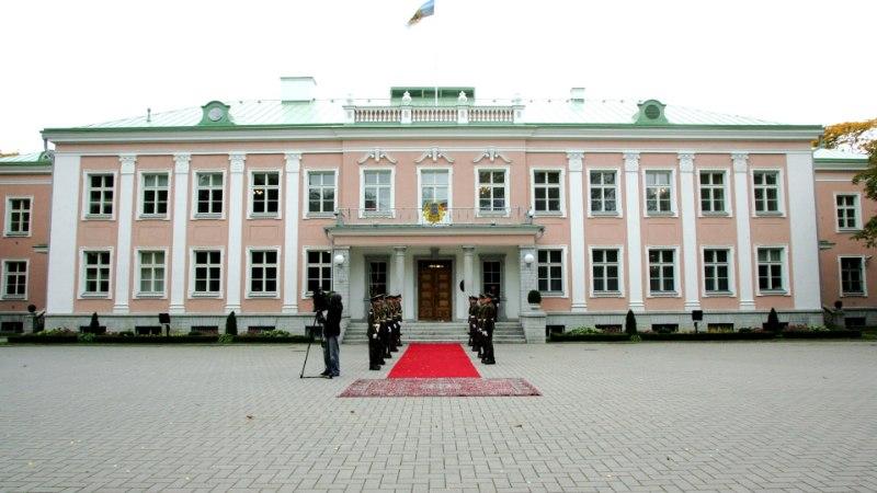 Kes on varakam – Niinistö või Kaljulaidi kantselei?