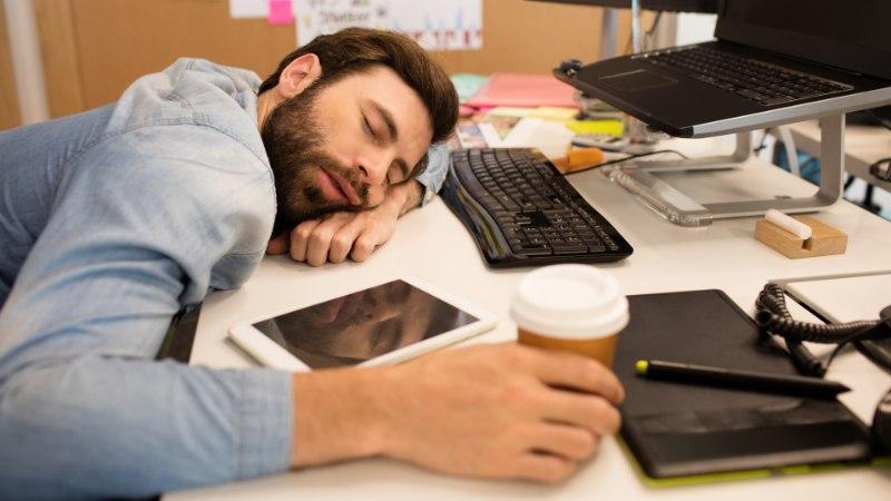 Kuidas keskenduda pärast unetut ööd?